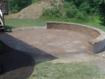 All About You Patio Amp Landscape New Britain Pa Knee Walls